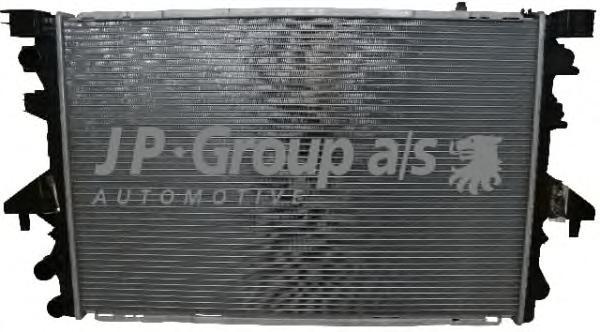 1114207700 Радиатор охлаждения двигателя