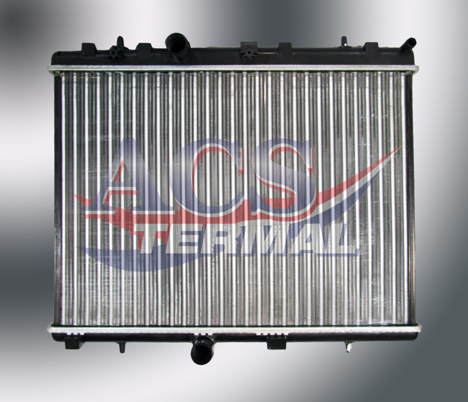 5836007A Радиатор CITROEN C2 (02-) 1.6 HDI