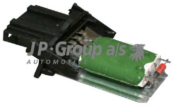 1196850300 Резистор для мотора вентилятора / Seat, VW Golf III, Vento, Polo 1.0-2.9 ~01