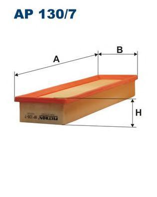 AP1307 Фильтр воздушный CITROEN C3 1.1-1.4
