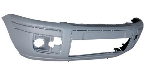 1429356 Бампер передний Фьюжн с пазами под уширители 2005
