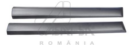 30616 Молдинг двери (к-кт) 2шт передних дверей RENAULT: LOGAN 04-, SANDERO 04-