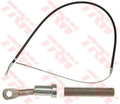 GCH1681 Трос ручника BMW E36