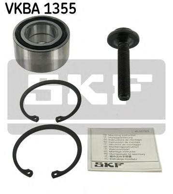 VKBA1355 Подшипник ступ.AUDI 80/A4/A6/VW PASSAT 86-05 пер.