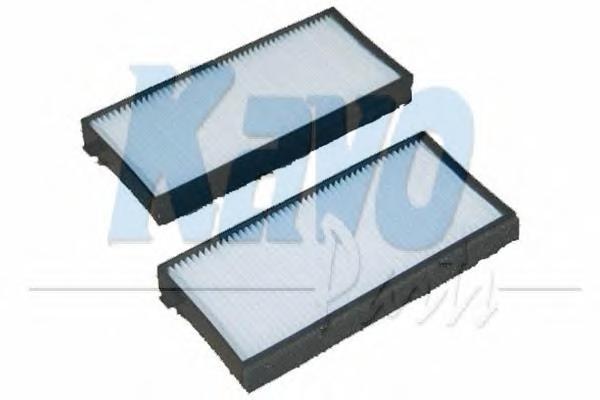 KC6104 Фильтр салона KIA RIO 00- (упак.2шт.)