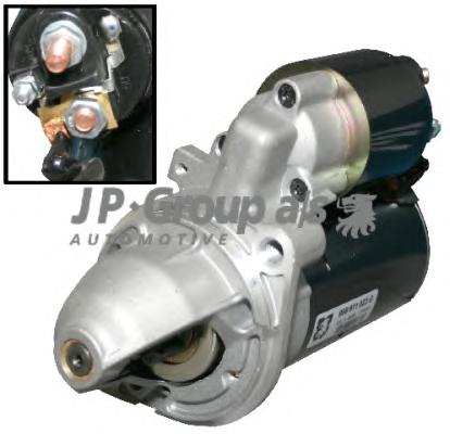 1190302500 Стартер 1,4kw-12v / M.B 1.8/2.0/2.3 77~ ;VW LT 28-46 2.3 05/96~