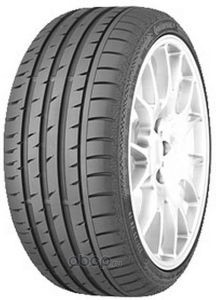Continental 350152 Шина летняя Continental ContiSportContact 3 245/40 R19 98Y