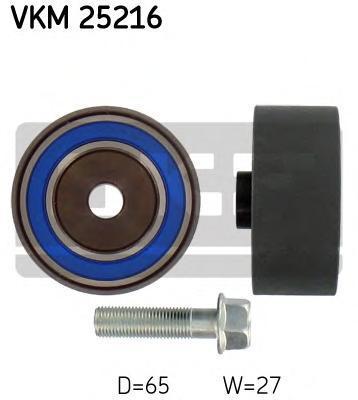 VKM25216 Ролик промежуточный ремня ГРМ Opel Astra. Vectra 1.7TD 95