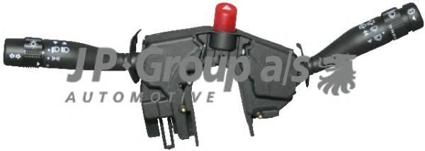 1596200600 Переключатель света фар, поворотов, управления стеклоочистителем / FORD Escort V-VII,Orion-III (с за