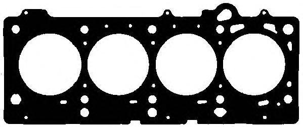 10157900 Прокладка ГБЦ CHRYSLER 2.0/2.4 D=88.5 мм 00-