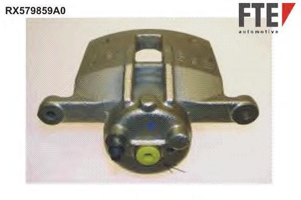 RX579859A0 Тормозной суппорт Fr L TO Corolla E12 восст.