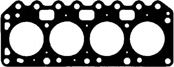10064700 Прокладка ГБЦ FORD ESCORT/FIESTA/KA 1.3 88-
