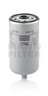 WDK725 Фильтр топливный MAN