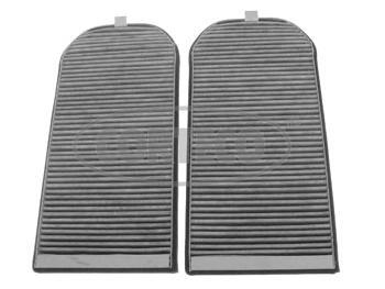 21651881 К-т фильтров салона угольных BMW 7(E38)