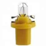 17050 Лампа 12V 1,5W BX8,5D yellow