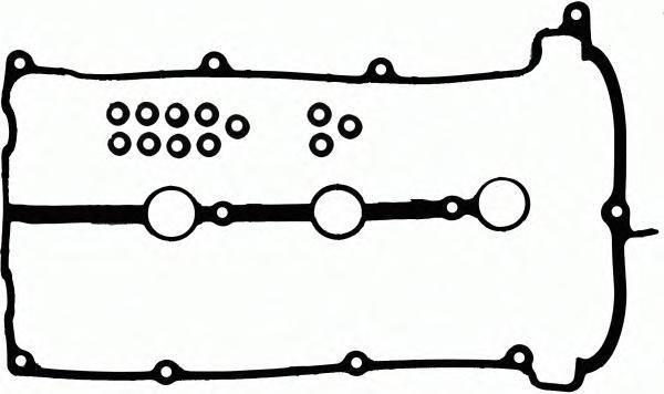 155352801 Комплект прокладок, крышка головки цилиндра