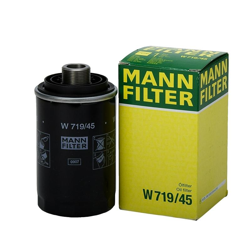 W71945 Фильтр масляный VAG 1.8T-2.0T 06-