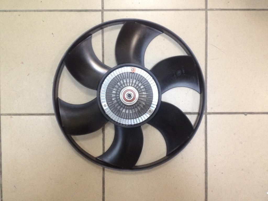 LKK039 Вискомуфта вентилятора с вентилятором
