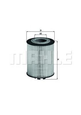 ox1731d Масляный фильтр