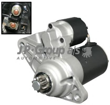 1190301400 Стартер 1.0kw-12v / AUDI,SEAT,SKODA,VW 1.2/1.4/1.6 99~