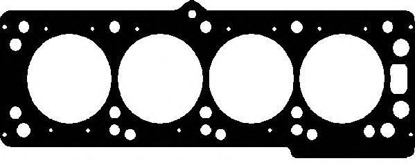 627192 Прокладка ГБЦ OPEL ASTRA/ZAFIRA 2.0 Z20LEL/R/T 00-