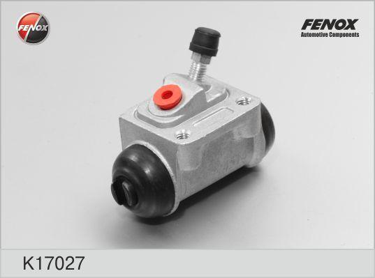 K17027 Деталь K17027 Цилиндp тоpмозной колесный