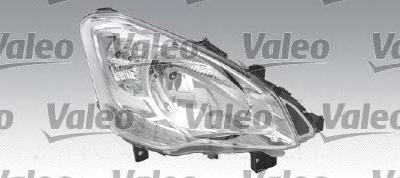 043778 Фара лев с ЭК CITROEN: BERLINGO 1.6/1.6 HDI 110/1.6 HDI 75/1.6 HDI 90/1.6 VTI 120/1.6 VTI 95 08-, BERLINGO ФУРГОН 1.6/1.6