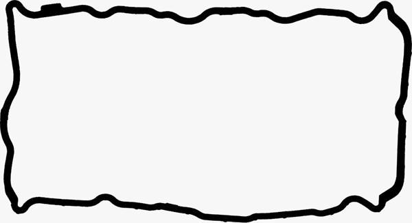 714125600 Прокладка клапанной крышки RENAULT: KOLEOS 2.5/2.5 4x4 08-