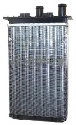 1126300800 Радиатор отопителя салона, дополнительный / VW Transporter T-4 90~