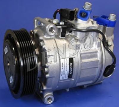 DCP02031 Компрессор кондиционера AUDI A6 07.04-
