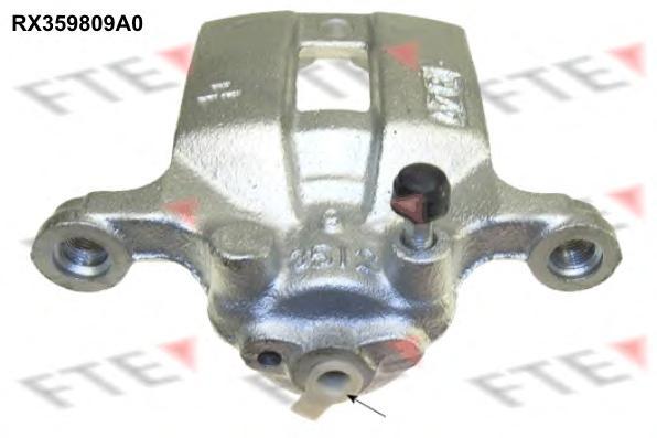 RX359809A0 Суппорт торм. Re L NI X-Trail (T30) восст.