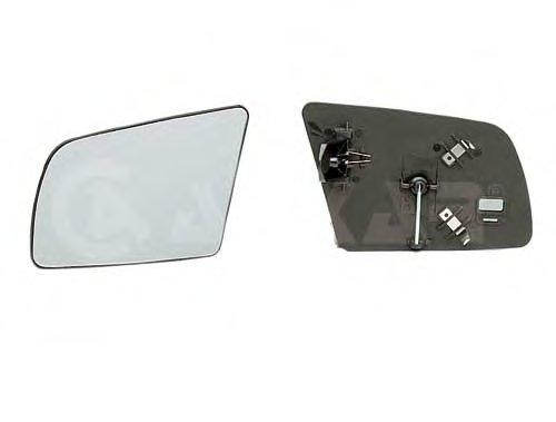 PMG2820G02 Стекло зеркала прав, выпукл OPEL: VECTRA A - 88-95