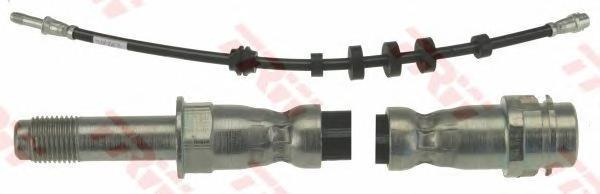 PHB617 Шланг тормозной AUDI A4/A5 07- передний лев./прав.