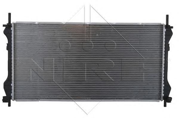 509697 Радиатор FO Transit 2.0D (+AC) 00-06