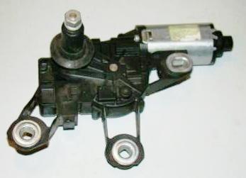 1422314 Мотор стеклоочистителя стекла задней двери / FORD Fiesta,Fusion 01~12