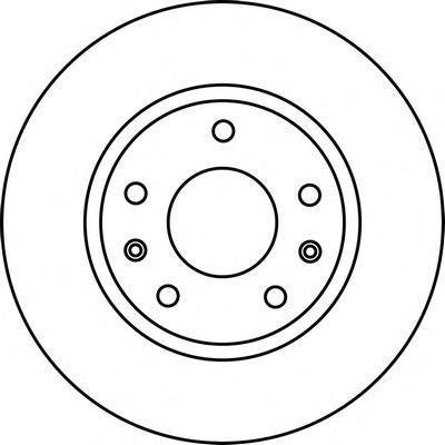 562225j Тормозной диск