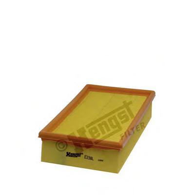 E338L Фильтр воздушный CITROEN: AX 86-98, BX 82-94, BX Break 83-94, C5 01-04, C5 Break 01-04, C8 02 -, EVASION 94-02, JUMPER 94-