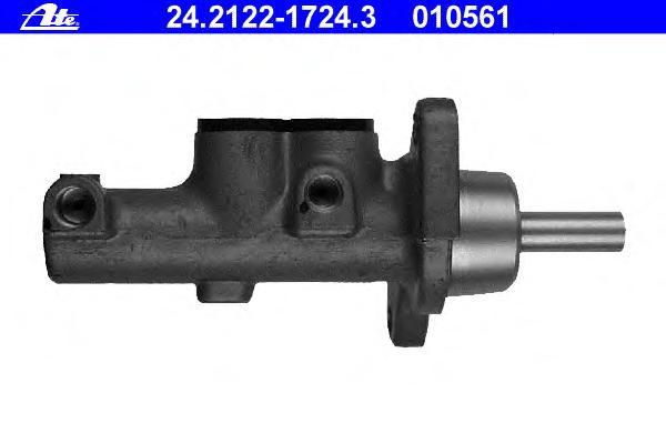 24212217243 Цилиндр тормозной главный OPEL: VECTRA B (36) 1.6 i/1.6 i 16V/1.7 TD/1.8 i 16V/2.0 DI 16V/2.0 DTI 16V 95-02, VECTRA