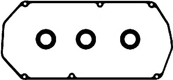 56021900 Прокладка крышки ГБЦ (в комплекте) MITSUBISHI