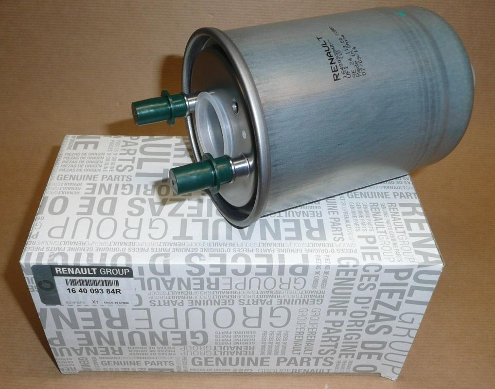 164009384R Фильтр топл. дизель Меган-3/Сценик