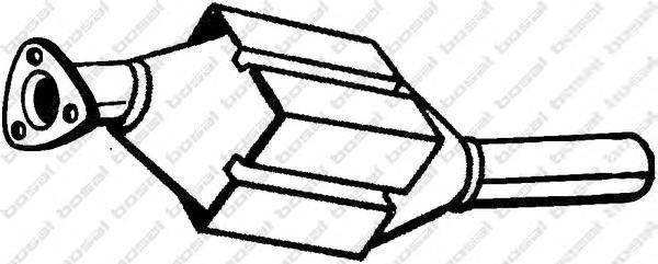 099919 Катализатор VW/SEAT/FORD 1.9TDi