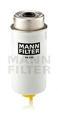 WK8105 Фильтр топливный FORD TRANSIT 2.0D/2.4D 00-06