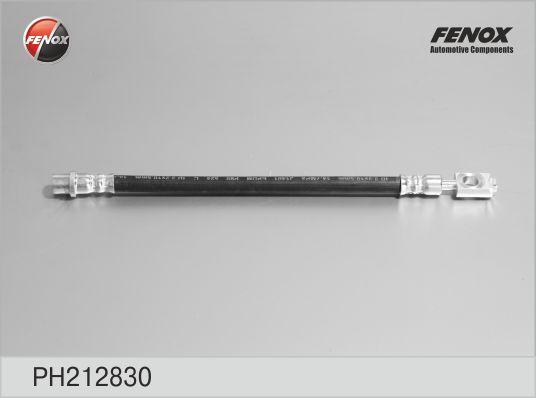 PH212830 Шланг тормозной AUDI A4 00- задний