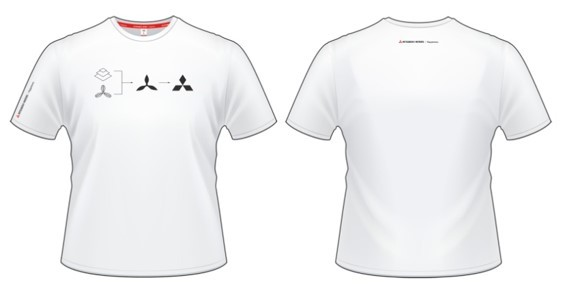 RU000008S Футболка мужская белая размер S