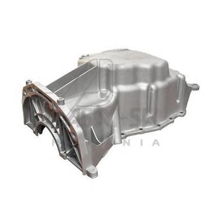 30590 Поддон картера двигателя RENAULT LOGAN 1.6 16V/1.5DCi