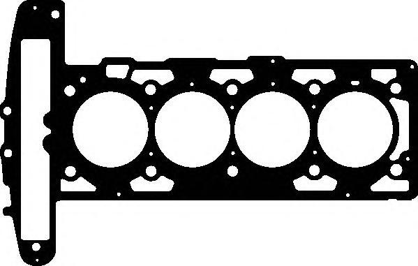 494220 Прокладка ГБЦ Opel Antara 2.4 MLS A24XE 10