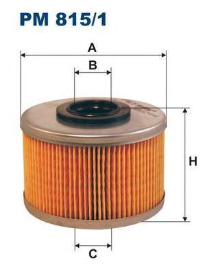 PM8151 Фильтр топливный RENAULT MEGANE/KANGOO 1.9TDI