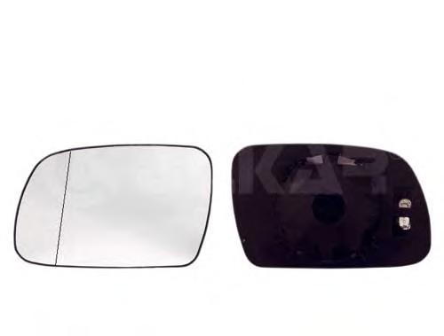6432307 Зеркальное стекло, наружное зеркало