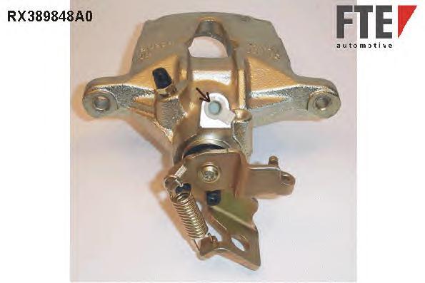 RX389848A0 Суппорт торм. Re R FO Mondeo 00-07 восст.