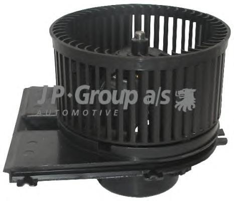 1126100100 Мотор отопителя салона с крыльчаткой / AUDI A-3,TT;SEAT,SKODA,VW 96~